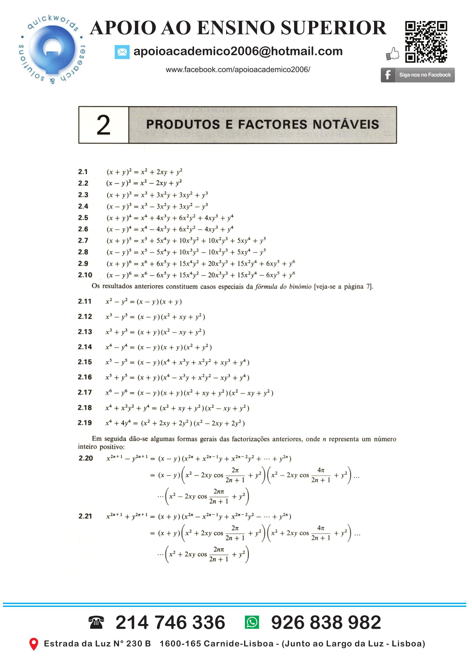 Explicações Análise Matemática explicações análise matemática Explicações Análise Matemática Explica    es An  lise Matem  tica